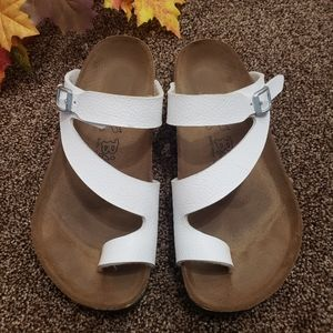 Birkenstock White 230 Size 6.5